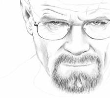Walter White by swigganicks