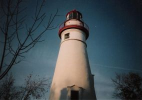 Marblehead Lighthouse by silentscreamer07