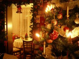Christmas At Home 2 by Pmania