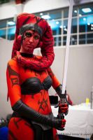 Darth Talon by Blasteh