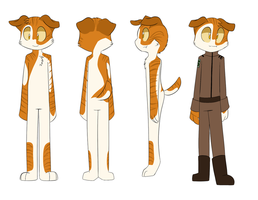 Distant Sandstorm ref 2014 by SmilehKitteh