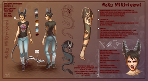 ref Haku Mikiriyami by Kate-FoX