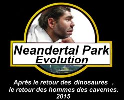 Neandertal Park Evolution by VMJML1er