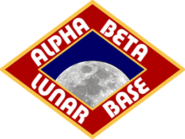 Lunar Base Logo by CmdrKerner