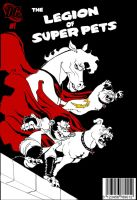 The Legion of Super Pets  1 by SeanMcFarland
