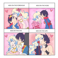 Kiss Meme by StarwaveImpulse