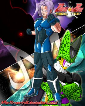 Trunks Becomes War Bound by ruga-rell