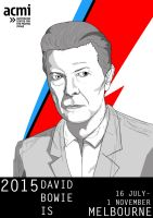 Final Folio Product | David Bowie Is by ChucklingDevil