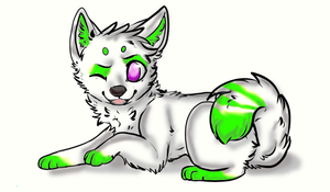 adoptable puppy (open) by eyelessjack117