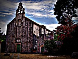 sipan church by awjay