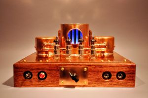 The Steam Amp 02 by AEvilMike