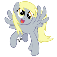 My Little Derpy Redux by empty-10