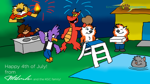 Happy 4th of July! 4/7/2013 by JWthaMajestic