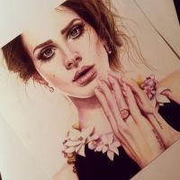Lana del rey by linneaplace