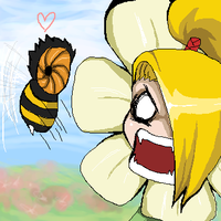 ToBee and the Deisy by RoninChan