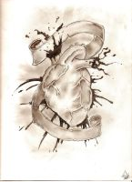 Tattoo Heart by Silent-Sile