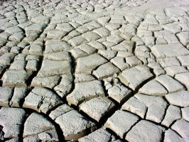 Cracked Earth by DawnAllynnStock