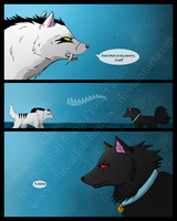 Wolf Song Page 21 by ShroudofShadows
