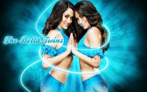 Bella Twins Wallpaper by Lilhypa1