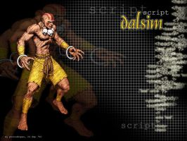 Dalsim by tomblox