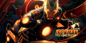 Ironman tag by Maniakuk