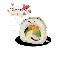 sushi shoooooshi by MPdigitalART