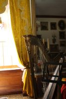 Yellow Room in Hampton House by PattiPix