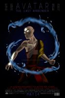 Avatar: The Last Airbender Movie Cover by PensPencilsArtistry