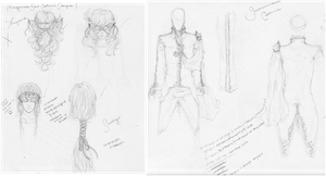 SessKag Concept Sketches by itsufer