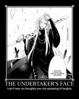 Undertaker's Face by Onikage108