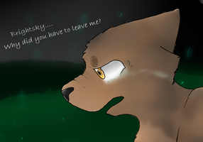Mudfur's Loss [ Contest Entry ] by Ink-Splashy