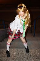 Panty School Version 4 (Panty and Stocking with G) by LeeWhiro