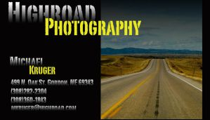 Highroad Photography by akaRoger