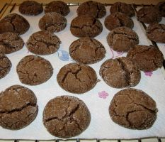 Cookies - Cappuccino Crinkles by laurapalmerwashere