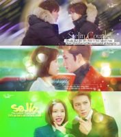 [PACK COVER] SeJin Couple !!! by khanhnguyen17