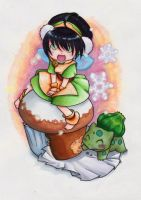 Little Toph Fairy by charlieinabox