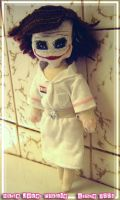 Nurse Joker Plushie by tavington