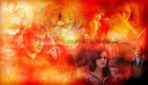 HARRY POTTER - [LOVE IS PAIN...] by hxinen