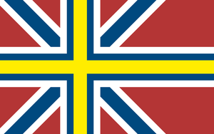 Kingdom of Norway and Sweden by DigitalismIsMyCause