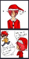 IC: Present giving by etto-sama