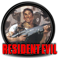 Resident Evil 1 Circle icon By Myselph by bymyselph