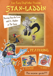 Stan-laddin panto poster by Granitoons
