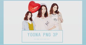 Yoona H:CONNECT Part2 3P PNG by vul3m3
