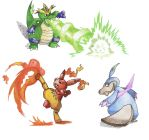Erano Starters First Forms by Tomatem13