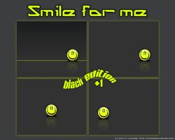 Smile_for_me_black_edition by 3xhumed