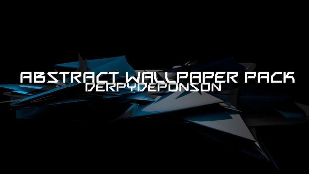 Abstract Cinema 4D Wallpaper Pack by Derpydeponson