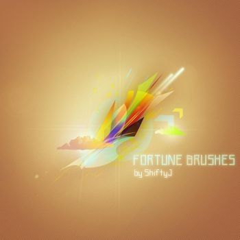 Fortune Brushes by ShiftyJ