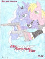 MLP Die Another Day by YourMainBrony