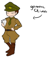 NCR General Oliver by Mikkynga