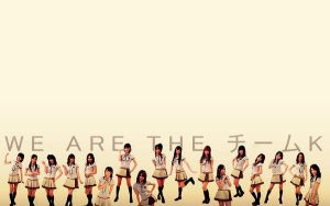 16 Sisters ft. AKB48 Team K by kangwho